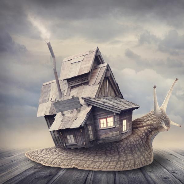 Dům hrůzy Šnek